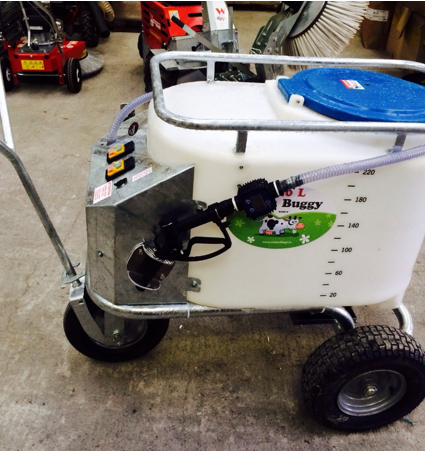 220ltr Milk Shuttle