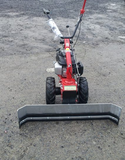 Honda Yard Scraper Attachment