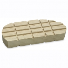 Wooden Hoof Blocks