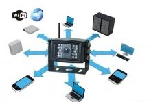 Wireless WiFi Remote Security Camera