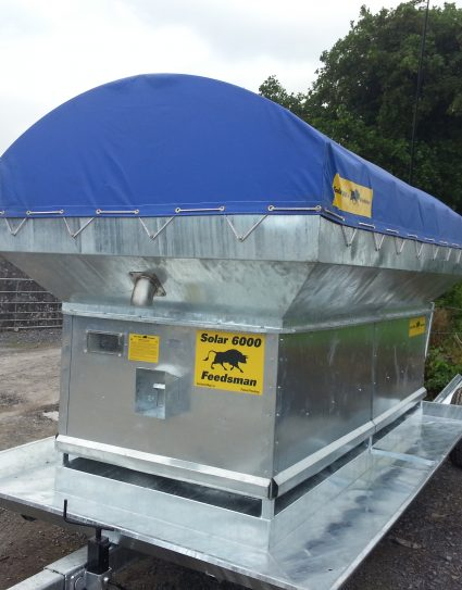Solar Feedsman 7000