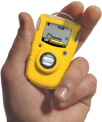 GasAlert 2 Year Single Gas Detector